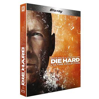 Die hardCoffret Die Hard Intégrale Blu-ray