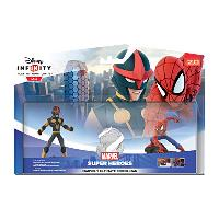 INFINITY 2 - SPIDER MAN PLAYSET PACK