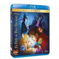 La belle au bois dormant Blu-ray