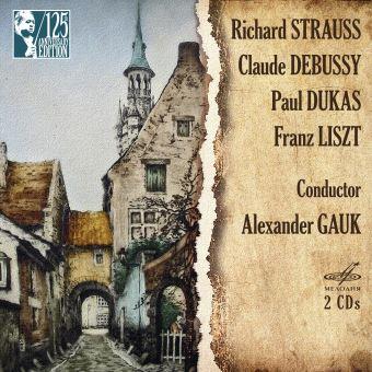 ALEXANDER GAUK/2CD