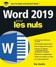 Pour les nuls - Word 2019 pour les nuls