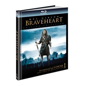 Braveheart Edition Collector Digibook Blu-ray