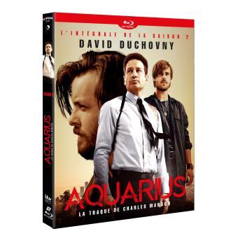 AquariusAquarius Saison 2 Blu-ray