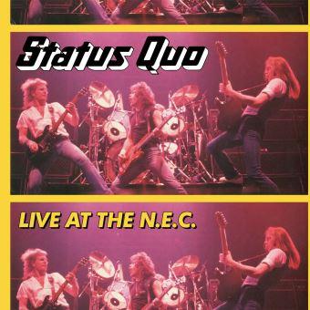 Live At The N.E.C Triple Vinyle