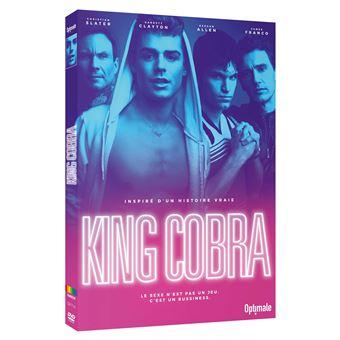 King Cobra DVD