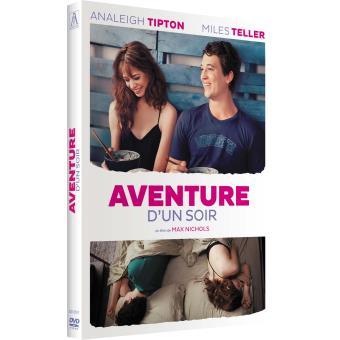 Aventure d'un soir DVD