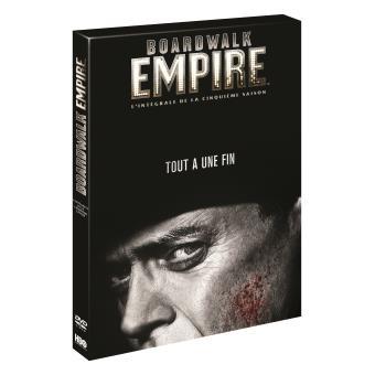 Boardwalk EmpireCoffret intégral de la Saison 5 DVD