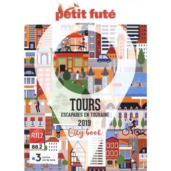 Tours 2019 petit fute + offre num