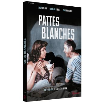 Pattes blanches DVD