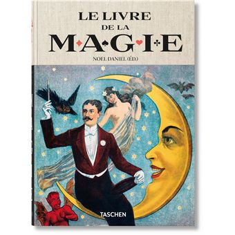 Le livre de la magie