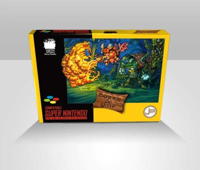 Dorke & Ymp Super Nintendo