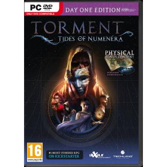 Torment Tides of Numenera Edition Day One PC