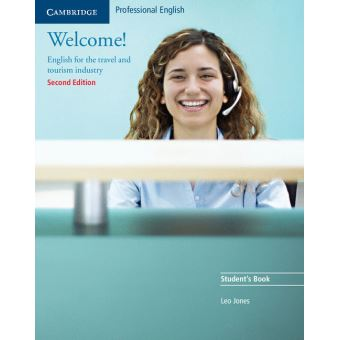 WELCOME - STUDENTS BOOK