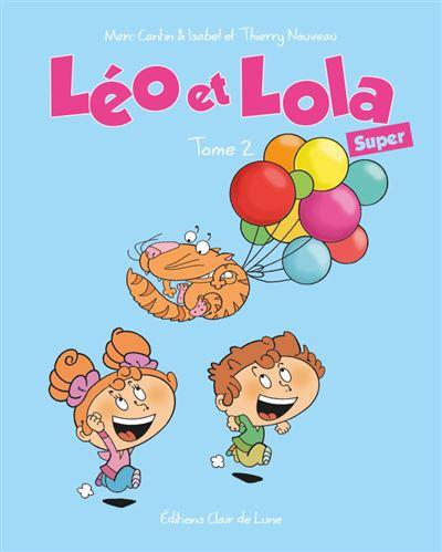 Léo et Lola Super