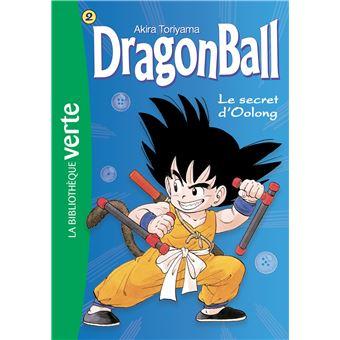 Dragon BallLe Secret d'Oolong