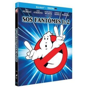SOS FantômesSOS Fantômes Coffret 2 Blu-Ray