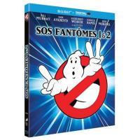 SOS Fantômes Coffret 2 Blu-Ray