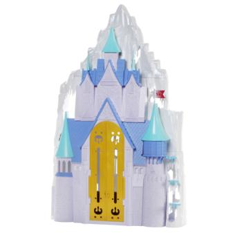 chateau et palais de glace frozen la reine des neiges disney princesses univers miniature. Black Bedroom Furniture Sets. Home Design Ideas