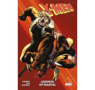Legends of Marvel (80ans)