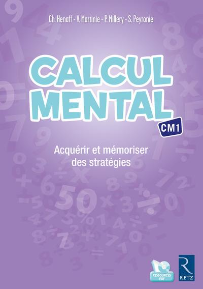 Calcul mental CM1 + CD ROM