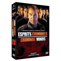 Criminal Minds - Seizoen 01