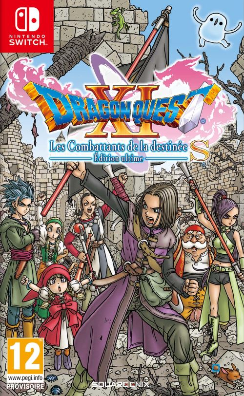Dragon Quest XI S: Echoses of an Elusive Age Edition Définitive Nintendo Switch