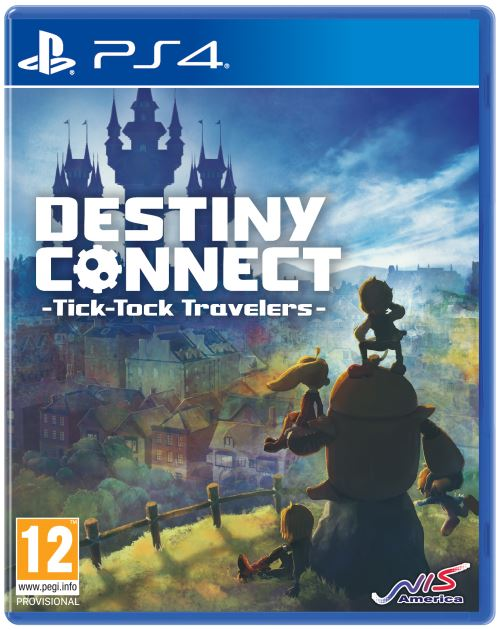 Destiny Connect Tick-Tock Travellers Edition Day One PS4