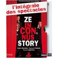ZE INCONNUS STORY/INTEGR CHANSONS/DVD + CD/VF