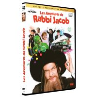Les aventures de Rabbi Jacob DVD