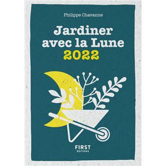 Calendrier Jardinage 2022 Petit livre de   Le petit calendrier jardiner avec la lune 2022