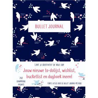 Bullet Journal - Vogels