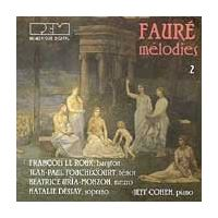 Mélodies, Volume 2