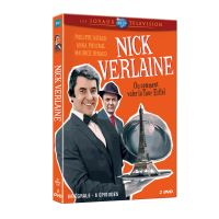 Coffret Nick Verlaine DVD
