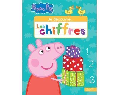 Peppa Pig -  : Peppa Pig - Je découvre les chiffres