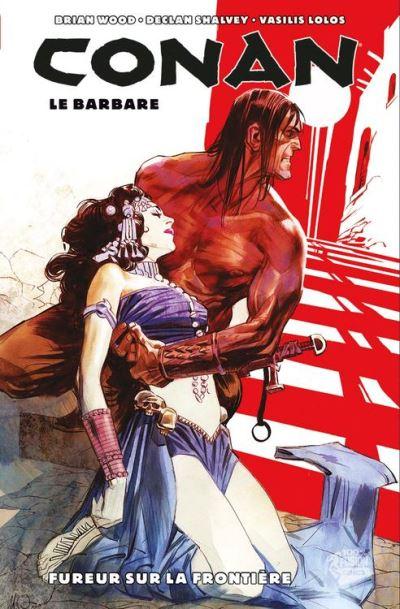 Conan le barbare T02 - Fureur sur la frontière - 9782809437126 - 8,99 €