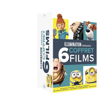 Coffret Illumination DVD