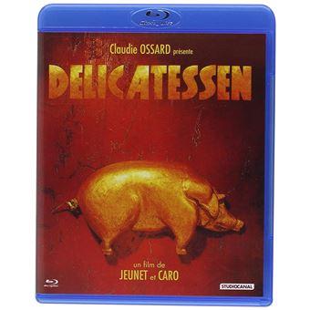 Delicatessen Blu-ray