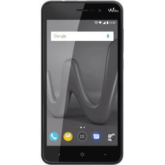 Smartphone Wiko Lenny 4 16GB Black + Dual Sim