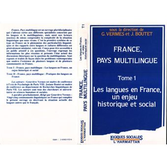 France pays multilingue