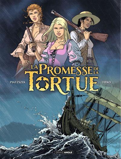 La promesse de la tortue - Tome 1