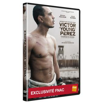 """Victor """"Young"""" Perez DVD"""