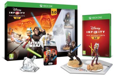 Pack de démarrage Disney Infinity 3.0 Star Wars Xbox One
