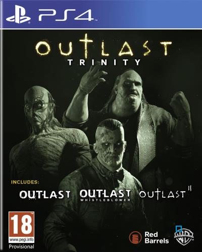 Outlast : Trinity PS4