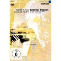 Spectral strands - Pour violon alto et images