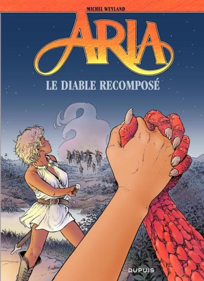 Aria - tome 32 - Le diable recomposé