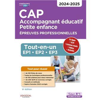 Cap 2020 2021 Accompagnant Educatif Petite Enfance Epreuves Professionnelles