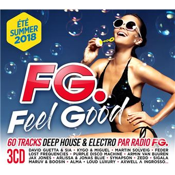 Fg feel good summer 2018/3 cd/digipack