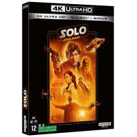 Solo : A Star Wars Story Blu-ray 4K Ultra HD