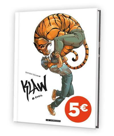 Klaw - Éveil (version à 5 euros)