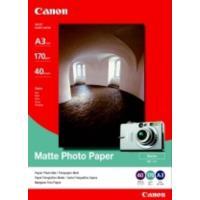 CANON MP101 A3 MATTE PHOTO 170G 40SH